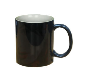 Sublimation Coated 11oz Color Changing Mug (Black)