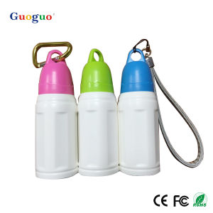 Milk Bottle Power Bank 5000mAh, Best Selling Products for 2015, Cute Power Bank Creative