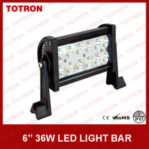 TLB2036 6′′ Offroad Light Bar with 3W Epistar LEDs