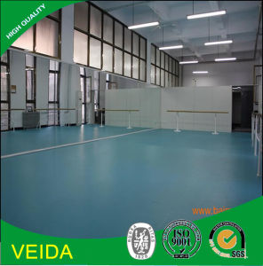 Wearable Waterproof Promotion Dancing Studio PVC Vinyl Flooring