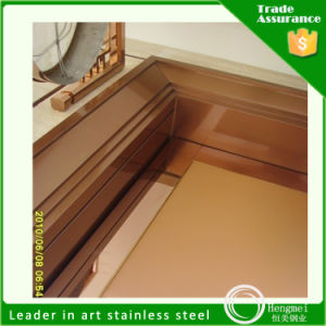 304 Stainless Steel Decorative Sheets Door Frame for Hotel Decoration pictures & photos