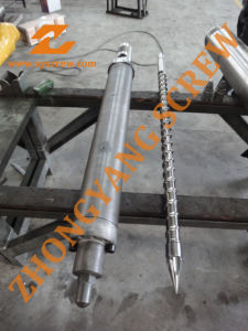46mm Screw and Barrel for Chen Hsong 128mk Injection Molding Machine pictures & photos