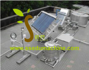 Solar Thermal Training Equipment Didactic Equipment Vocational Training Equipment