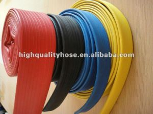 Heavy Duty High Pressure Rubber Layflat Hose for Nr / EPDM / NBR pictures & photos