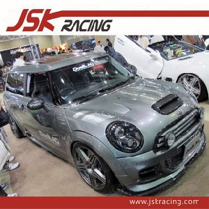 China 2006 2013 Duell Ag Style Carbon Fiber Hood For Bmw Mini Cooper