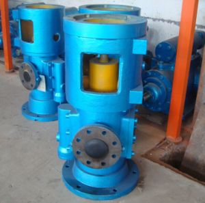 High Level Vertical Head of Three Screw Pump