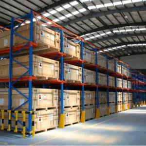 Warehouse Steel Rack Heavy Duty Industrial Storage Equipment Drive In  Pallet Racking System
