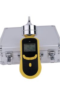 CO2 Portable Pumping Gas Detector with Alarm System