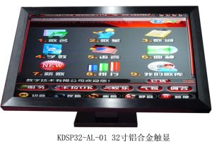 USB Touch Monitor 32 Inch LCD Touch Screen Monitor TFT Type (3201M) pictures & photos
