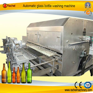 Automatic Grape Wine Bottle Washing Machine pictures & photos