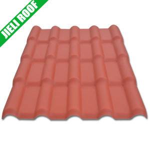 Spanish Style Synthetic Resin Roof Sheet pictures & photos