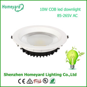 Ceiling Recessed High Power COB LED Downlight
