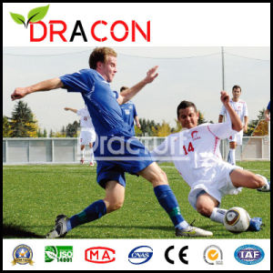 Anti-Fading Artificial Turf for Football Filed (G-5002) pictures & photos