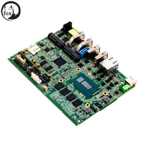 3*SIM Card Motherboard Onboard Intel Haswell-U and Brodwell-U Single Chipset CPU pictures & photos