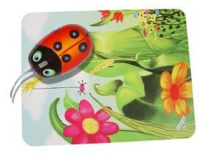 Multicolor Mouse Pad Made of Rubber and PVC pictures & photos