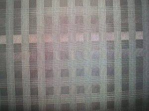 Crystal Imitation Memory Gingham (FIL-A-FIL) Fabric pictures & photos