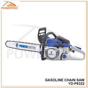 Powercenter Quality Series 2-Stroke Gasoline Chainsaw (YD-P6322/6522) pictures & photos