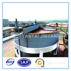 Center Drive Thickener Concentration Tank Efficient Thickener