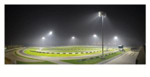 400W, IP66, CE, TUV Approved 5 Years Warranty LED High Mast Lighting