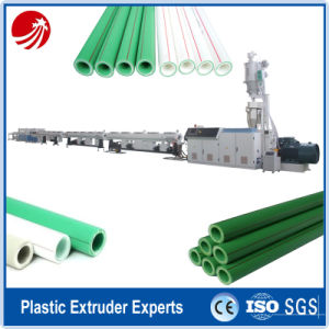 PPR FRP Three Layer Pipe PPR Fiberglass Pipe Extrusion Line pictures & photos