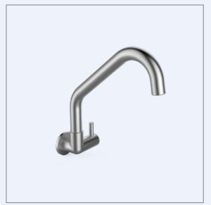 Stainless Steel Single Cold Folding Tap (GKF-1050)