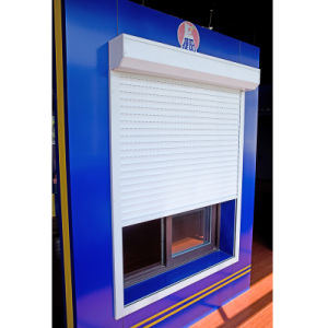 CE Roller Shutter Window (42mm slats) pictures & photos