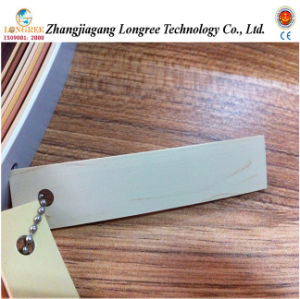 PVC Edgeband for Cabinet pictures & photos