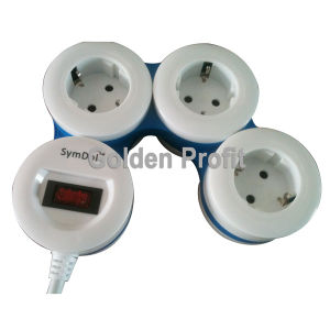Power Outlet with Surge Suppressor Fr pictures & photos