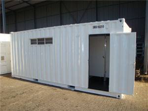 20ft Mounted Fiberglass Mobile Container Bathroom (shs-mc-ablution012) pictures & photos