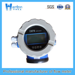 Blue Carbon Steel Electromagnetic Flowmeter Ht-0228 pictures & photos