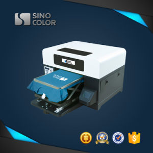 Hot Sale Cotton Garment DTG Printer Sinocolor Tp420 for Sale for Light and Dark T Shirt pictures & photos