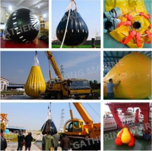 Proof Load Testing & Load Monitoring Weight Testing Water Bag pictures & photos