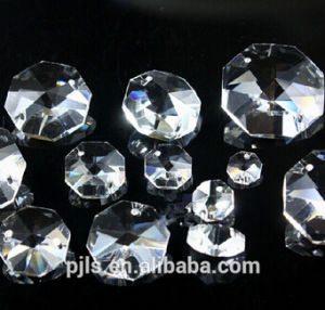 Crystal Glass Octagonal Bead 14mm for Chandelier Decoration pictures & photos