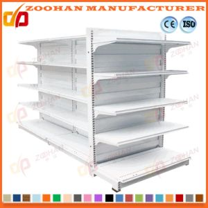 Fashion Supermarket Single Side Holeback Wall Display Shelf (Zhs548) pictures & photos