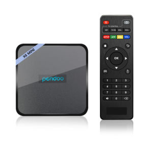 New Pendoo X8 Mini Amlogic S905W Android7.1 TV Box pictures & photos