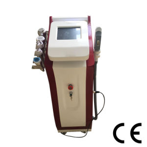 IPL Shr E-Light Cavitation 7 in 1multifunction Beauty Instrument with CE pictures & photos