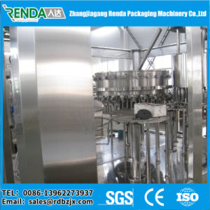 Fruit Juice Washing Filling Capping Bottling Machine pictures & photos