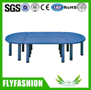 Kindergarten Furniture Children Study Table for Sale (SF-48C) pictures & photos
