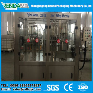 Price Best Complete Pet Bottled Drinking Water Filling Machine pictures & photos