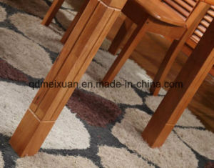 Solid Wooden Dining Desk Living Room Furniture (M-X2859) pictures & photos
