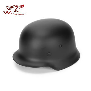Tactical Combat German Mod M35 Luftwaffe Stiff Steel Helmet pictures & photos