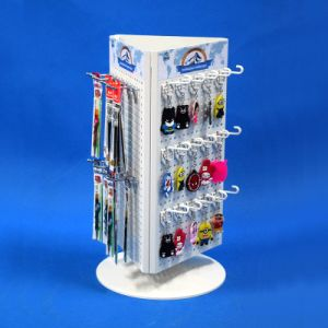 Metal Pegboard Floor Display (PHY2040) pictures & photos