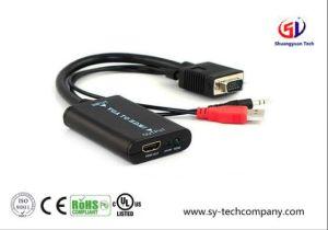 China Vga Hdmi Cable, Vga Hdmi Cable Wholesale, Manufacturers, Price