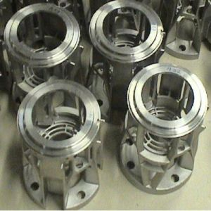 Lost Wax Stainless Steel Precision Casting with CNC Machining pictures & photos