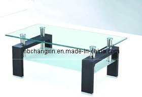 Glass Coffee Table High Quality Hot Selling Living Room Furniture pictures & photos