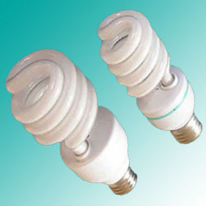 Spiral Energy-Saving Lamps (Mini)