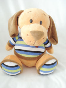 Stuffed Plush Dog Baby Toys