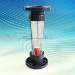 Plastic Tube Rotameter pictures & photos