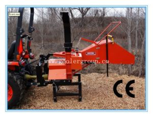 Cheap Wood Chipper Crusher, Durm Wood Chipper CE Approved (TM-8) pictures & photos