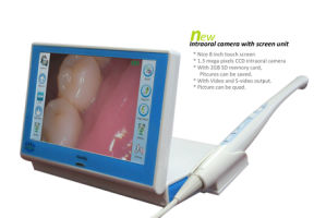 New Desktoptouch Screen Intraoral Camera System